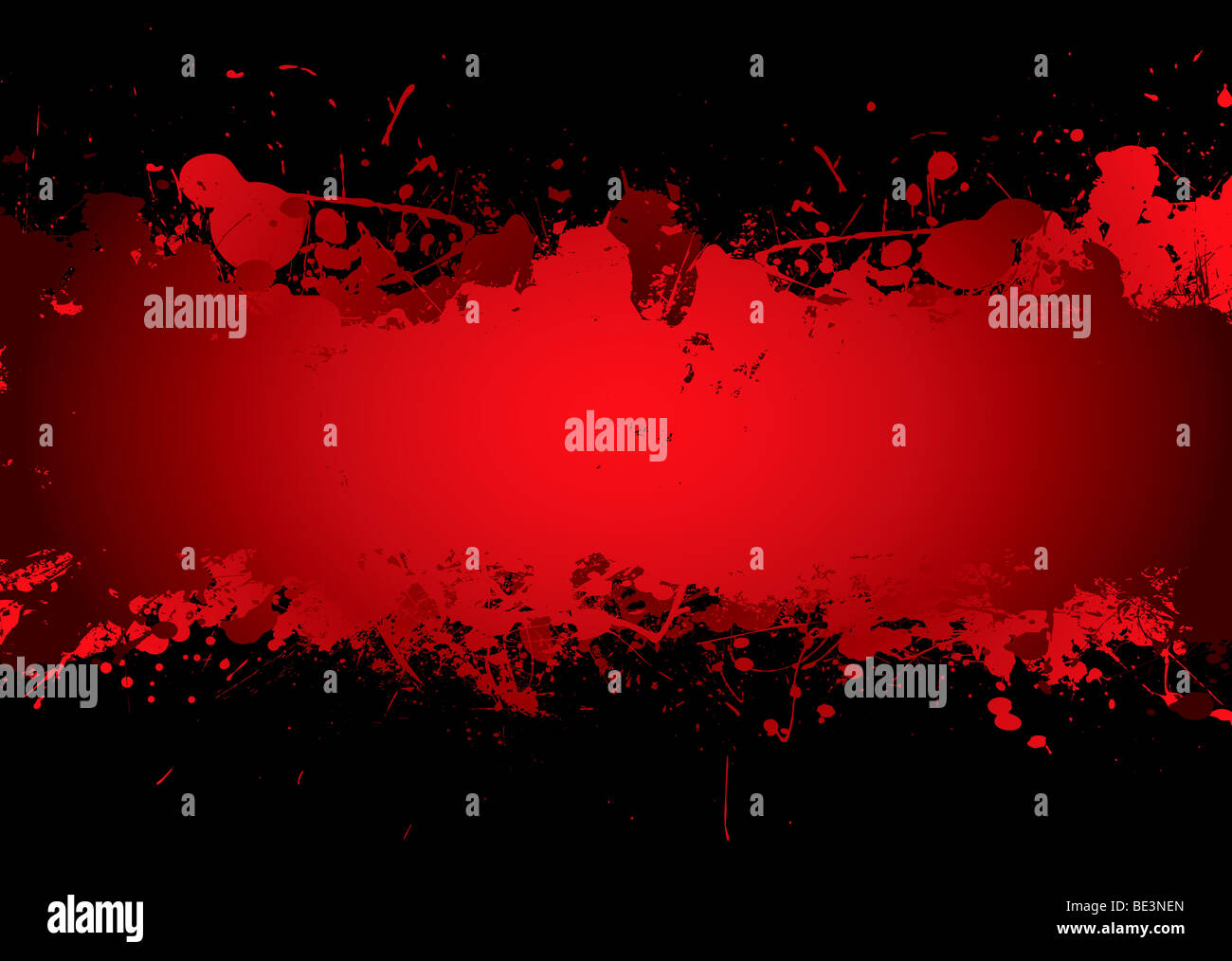 bright red blood stream with abstract background effect with stock
