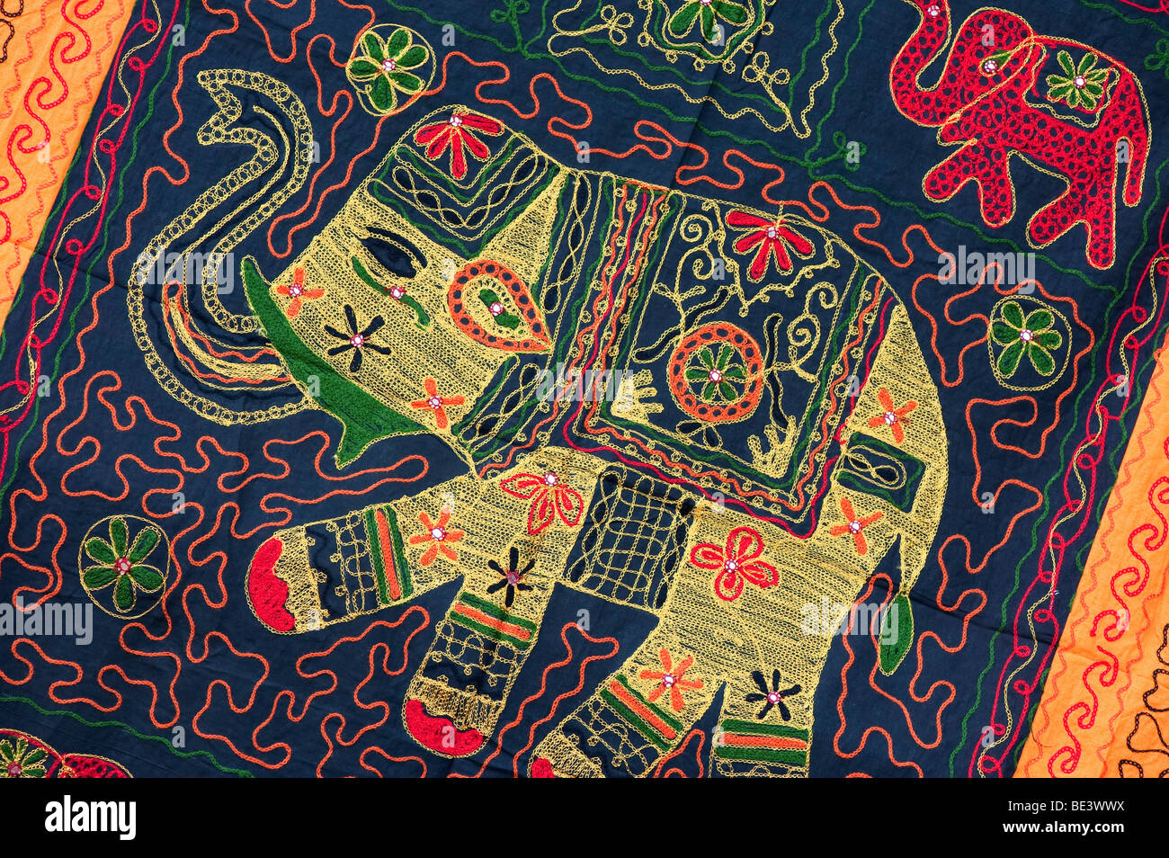 Indian Embroidery Stock Photos Indian Embroidery Stock Images Alamy