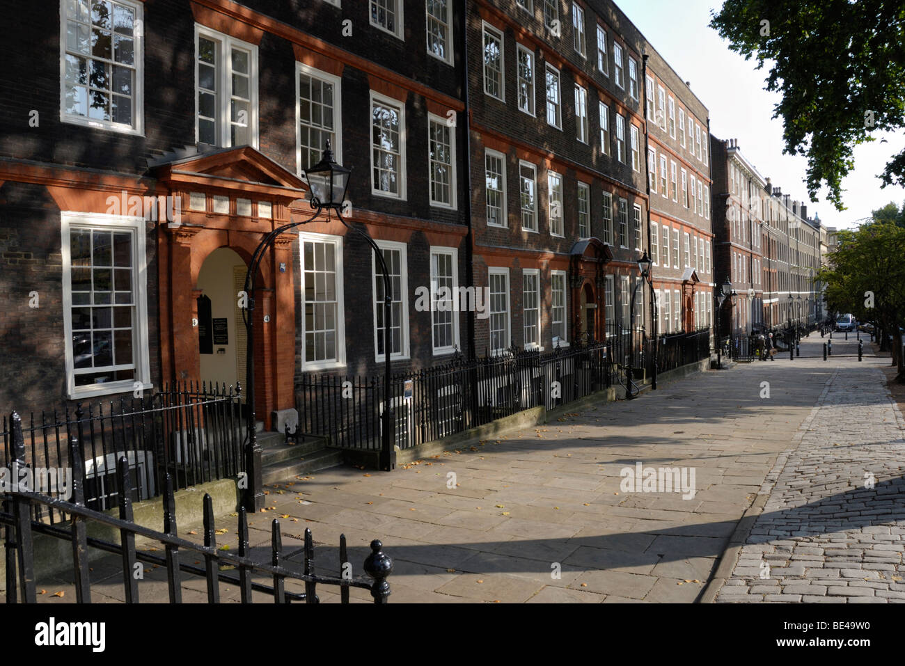 Kings Bench Walk Barristers Chambers Inns Of The Court London England