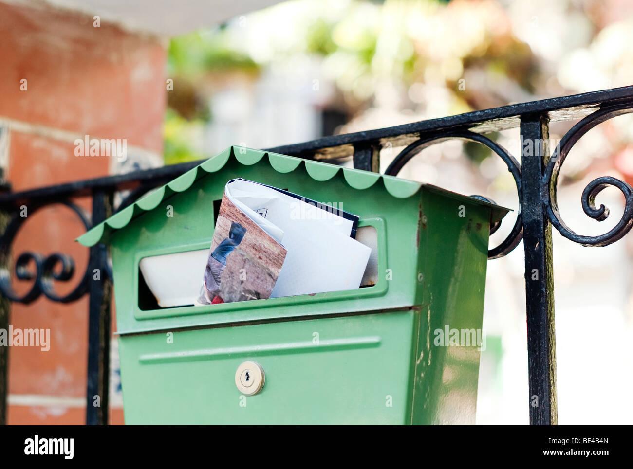 Full mailbox Stock Photo 25912117 Alamy