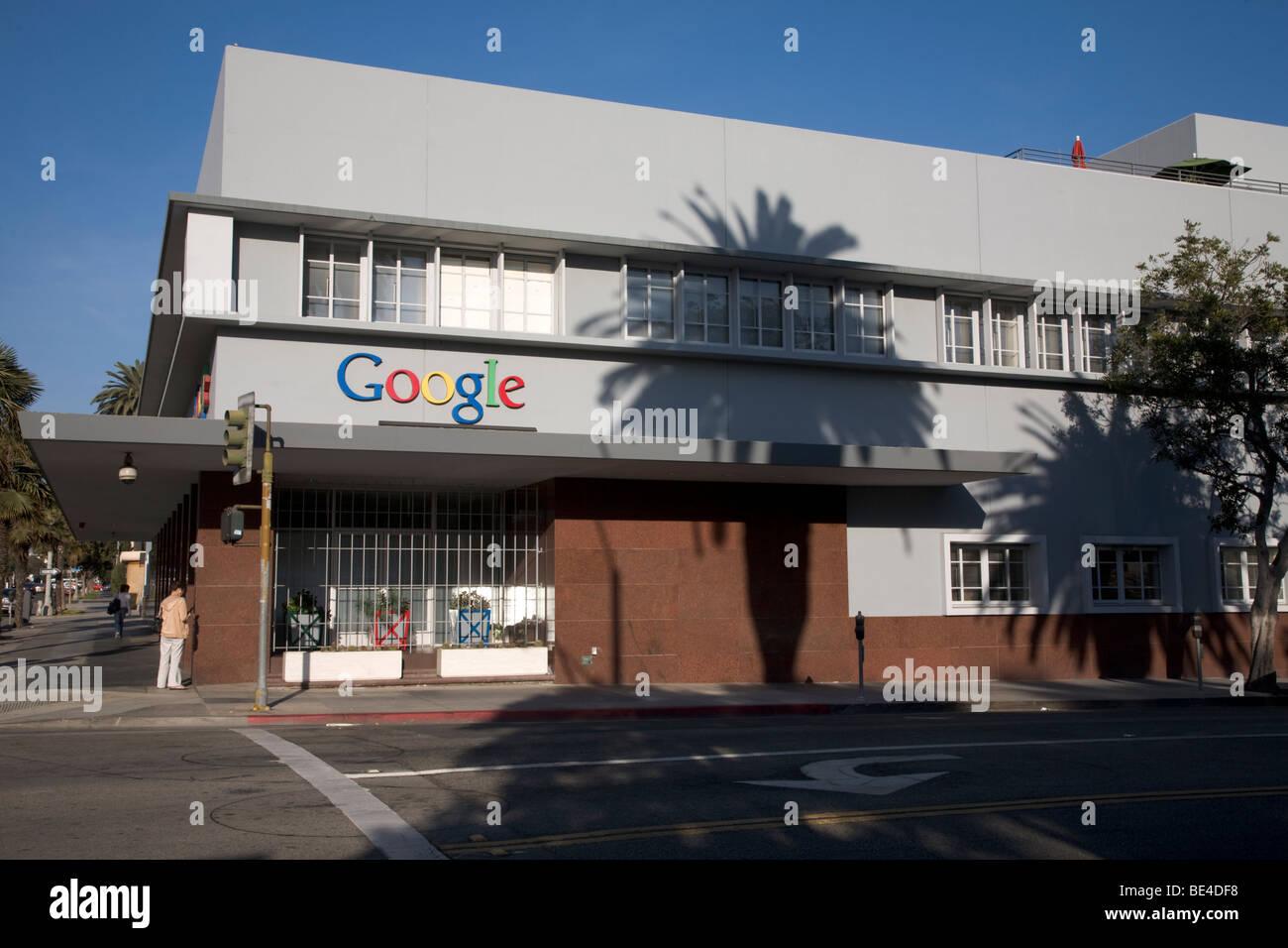 google office pictures california. Google Office Building Santa Monica California Pictures