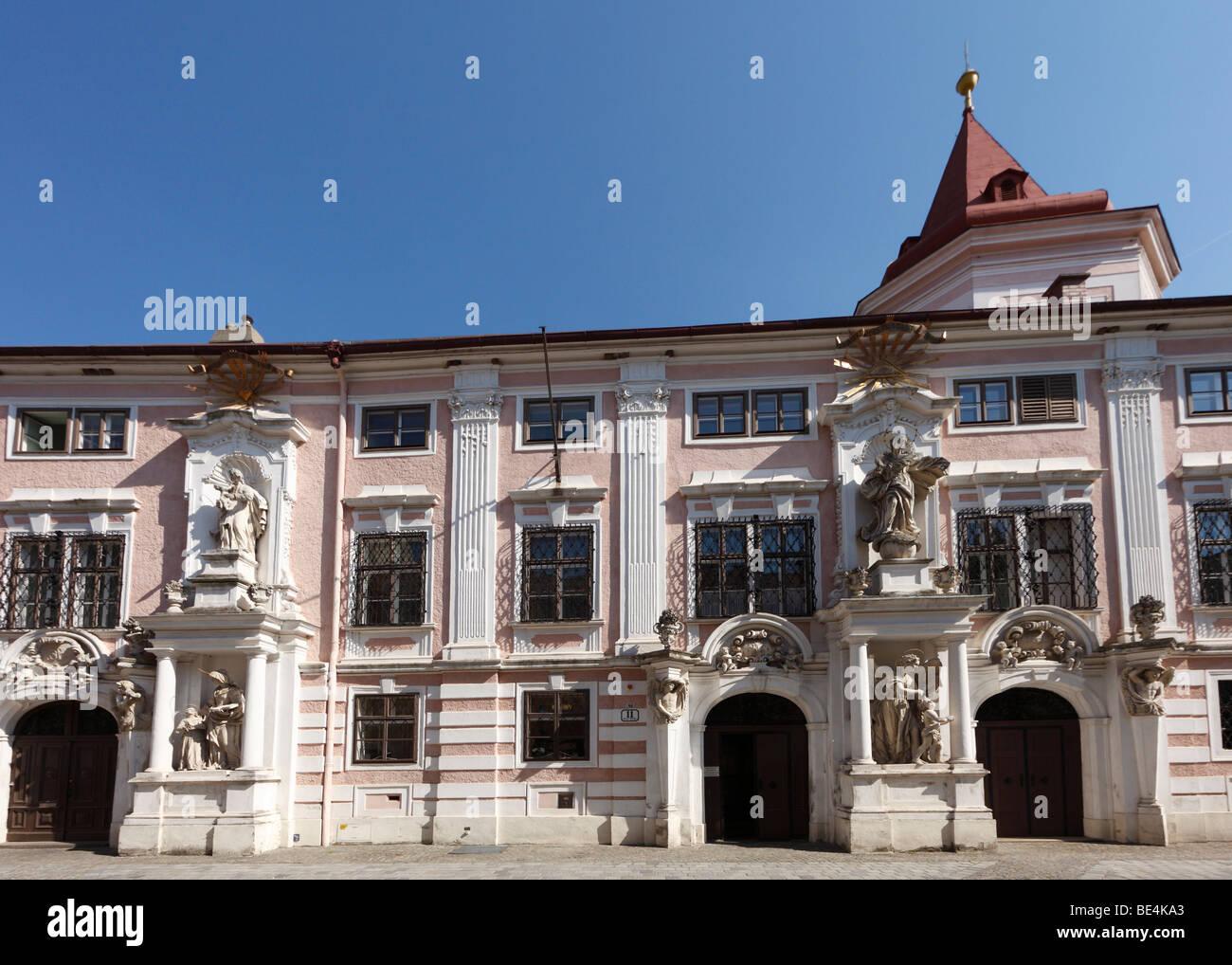 High school 'Englische Fraeulein St. Poelten', Lower Austria, Austria, Europe - Stock Image