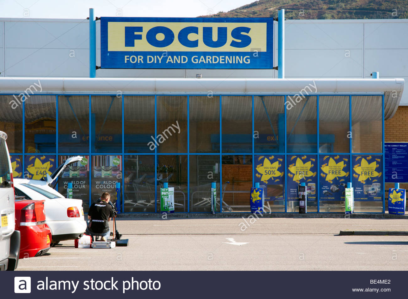 Focus do it yourself diy store on the baglan retail park near port focus do it yourself diy store on the baglan retail park near port talbot south wales solutioingenieria Images