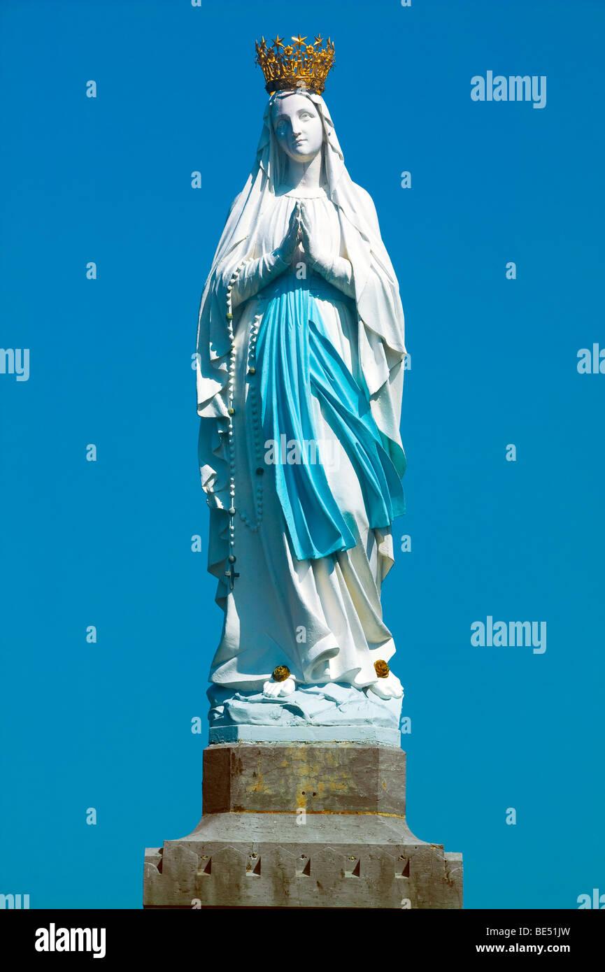OUR LADY OF LOURDES, HAUTE GARONNE, FRANCE - Stock Image