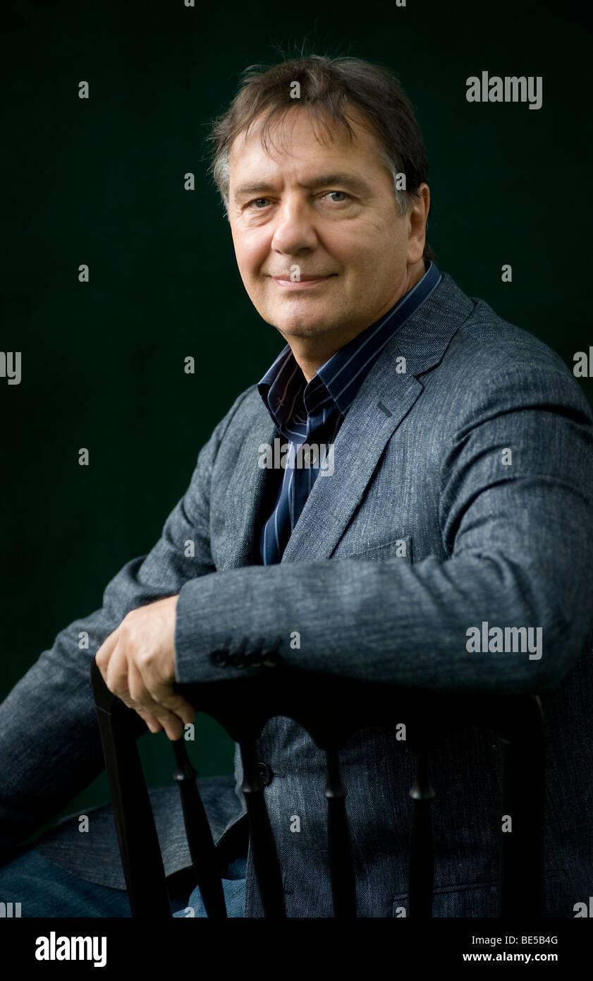 Raymond Blanc at the Edinburgh International Book Festival 2009, Scotland.UK - Stock Image