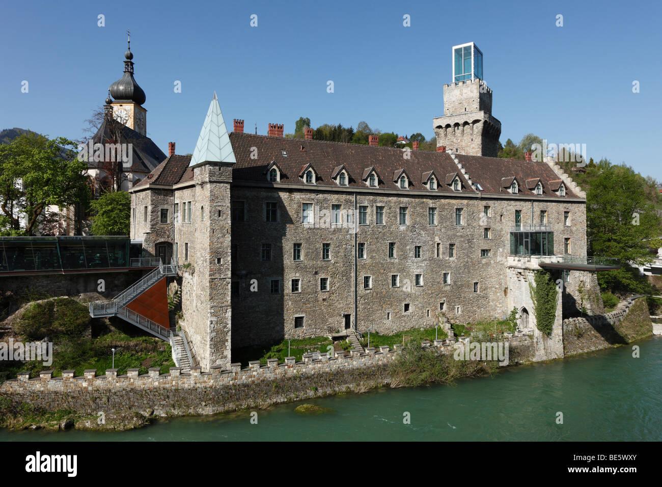 Rothschild Castle, Waidhofen an der Ybbs, Mostviertel region, Lower Austria, Austria, Europe - Stock Image