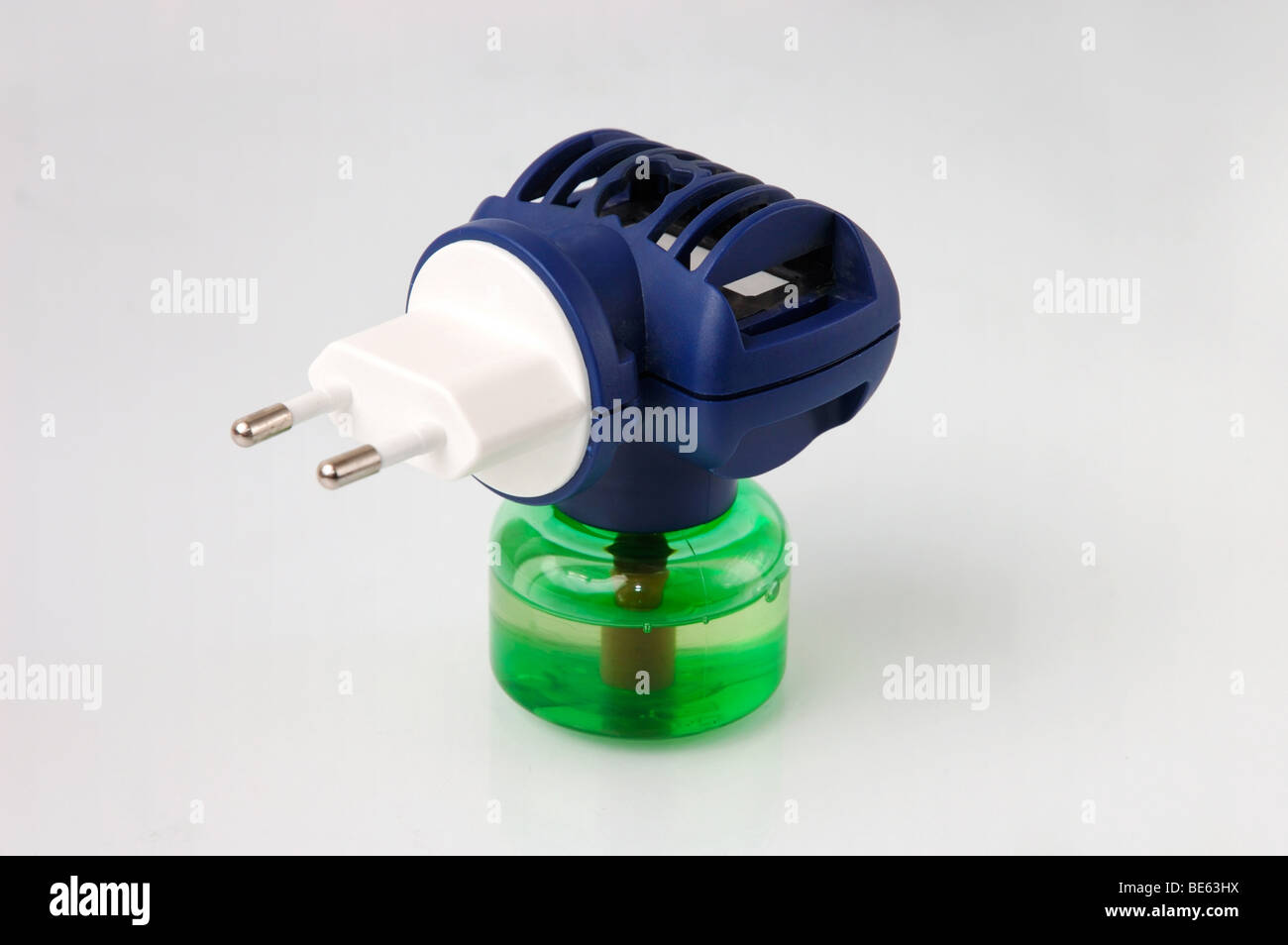 Electric Vaporizer Mosquito repellent Stock Photo