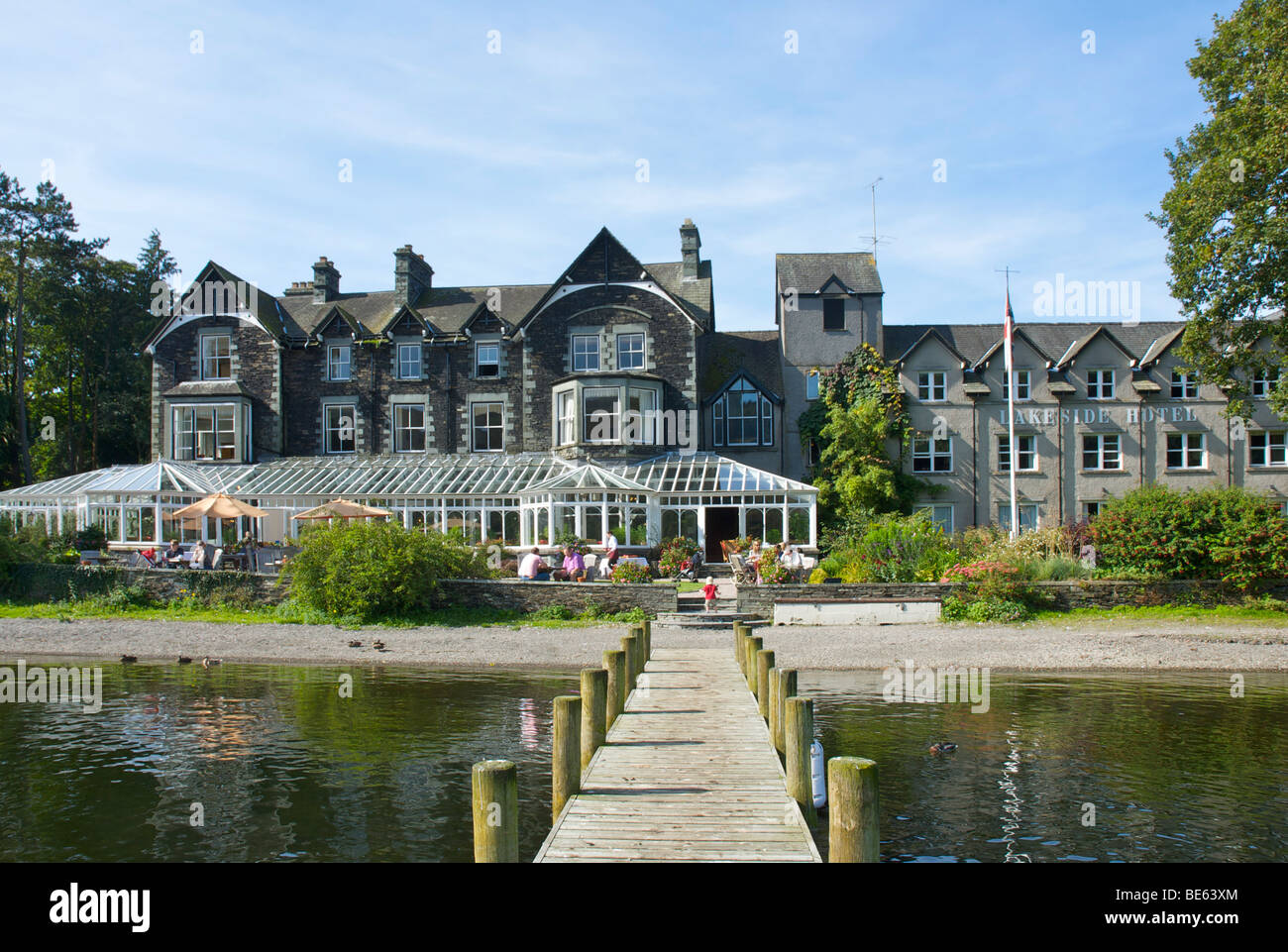 Lakeside Hotel Lake Windermere Lake District National