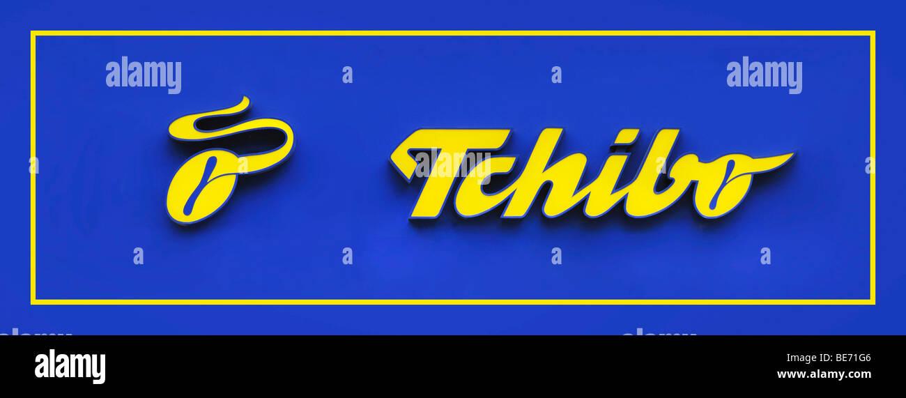 Tchibo logo - Stock Image