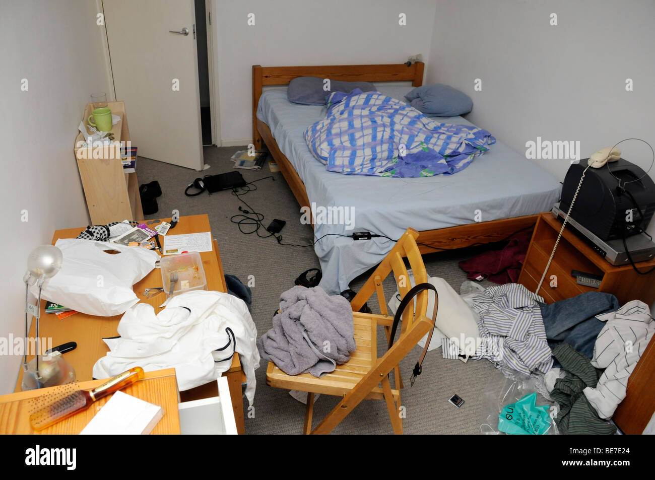 Messy Bedroom Boys Stock Photos & Messy Bedroom Boys Stock ...