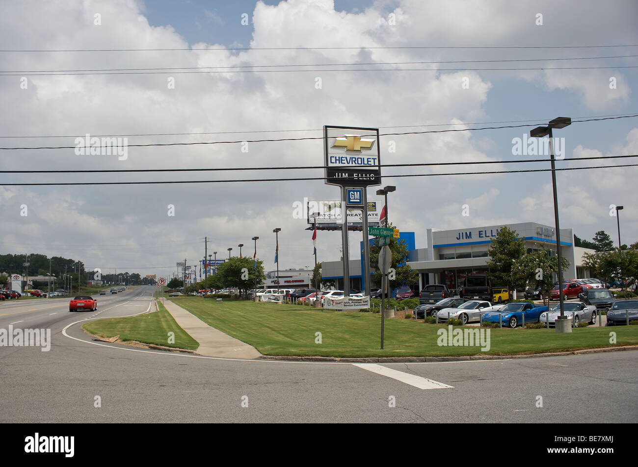 Chevrolet Dealers In Ga >> Chevrolet Dealership In Atlanta Ga On Peachtree Industrial