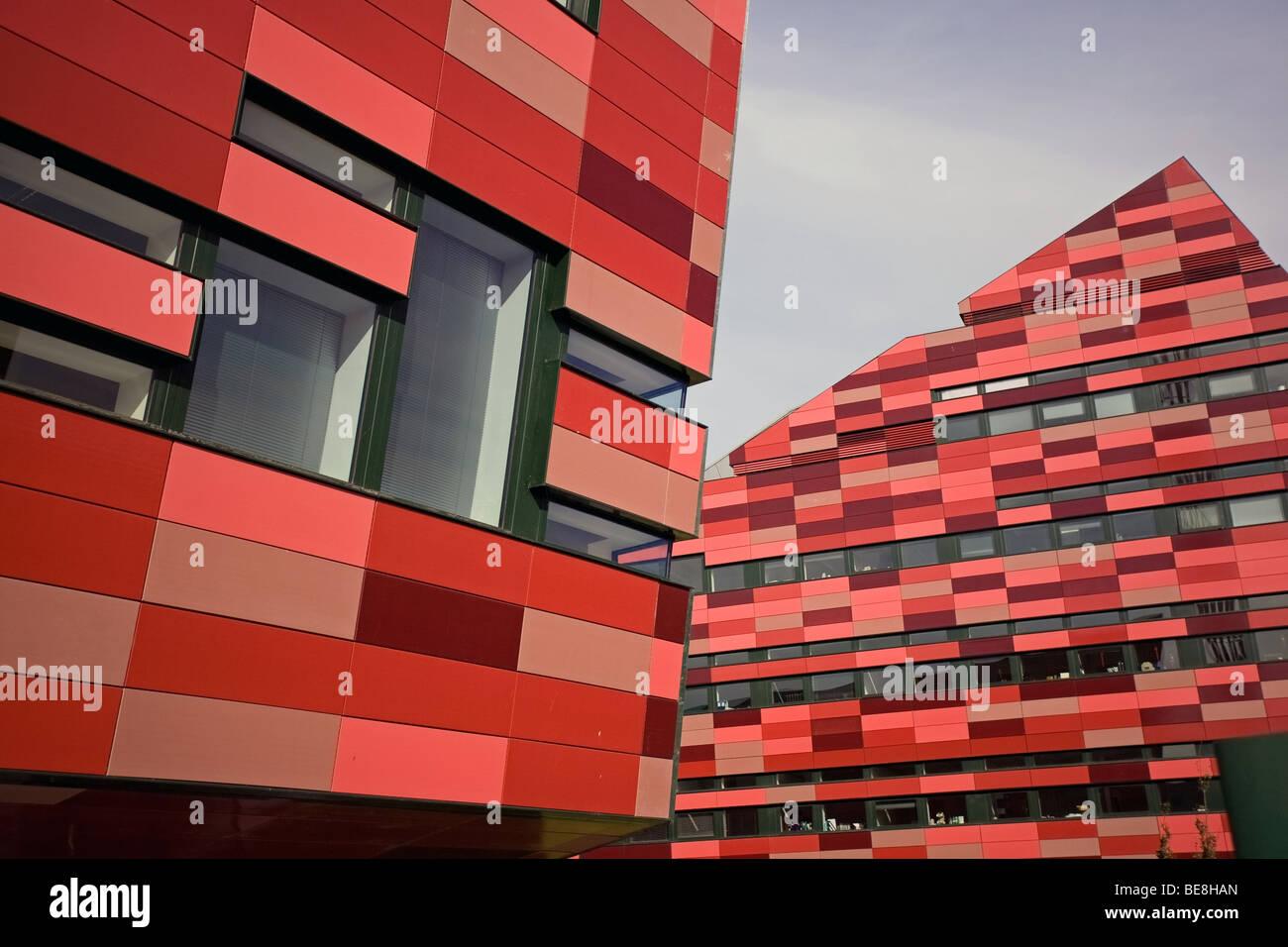 University of Nottingham, Jubilee Campus, England ,United Kingdom - Stock Image