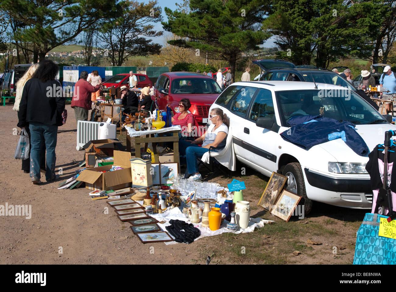 Car Boot Sale In Leeds Uk