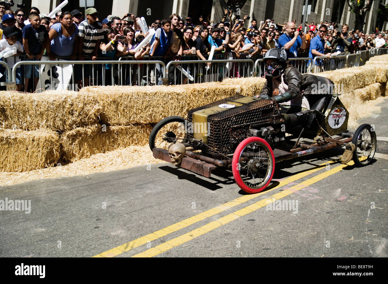 Red Bull Soap Box Derby >> Apocalypse Competes At The Red Bull Soap Box Derby In