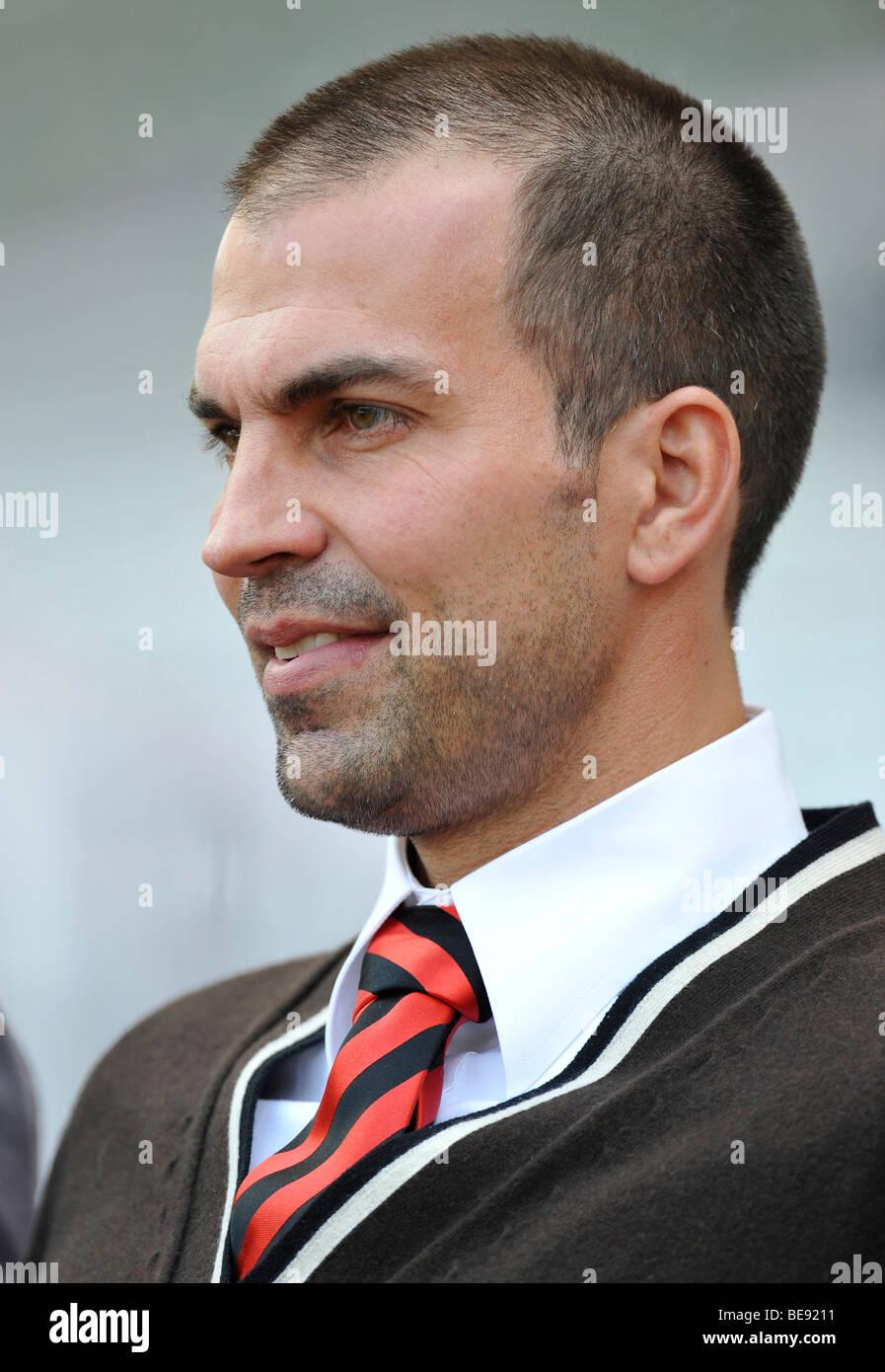 Coach Markus Babbel, VfB Stuttgart - Stock Image