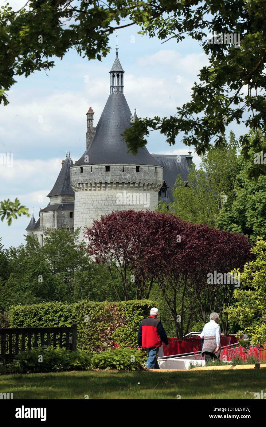 Festival Des Jardins Chaumont Sur Loire 2009 garden festival chateau chaumont stock photos & garden