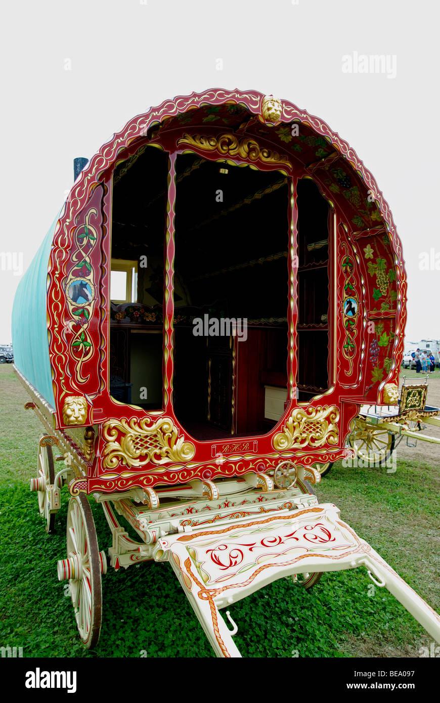 Gypsy Caravan Stock Photos Amp Gypsy Caravan Stock Images