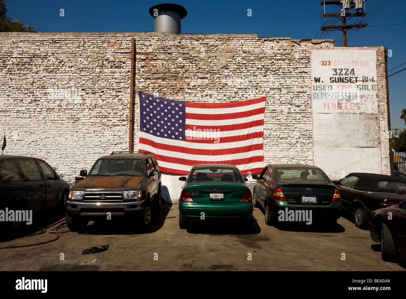 Used Car Stock Photos Amp Used Car Stock Images Alamy
