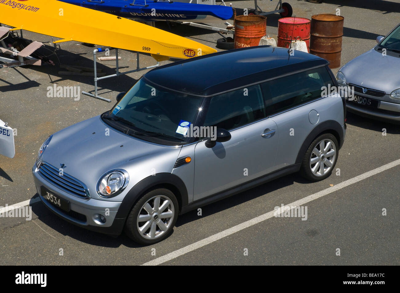 Mini Motorcar Stock Photos Mini Motorcar Stock Images Alamy