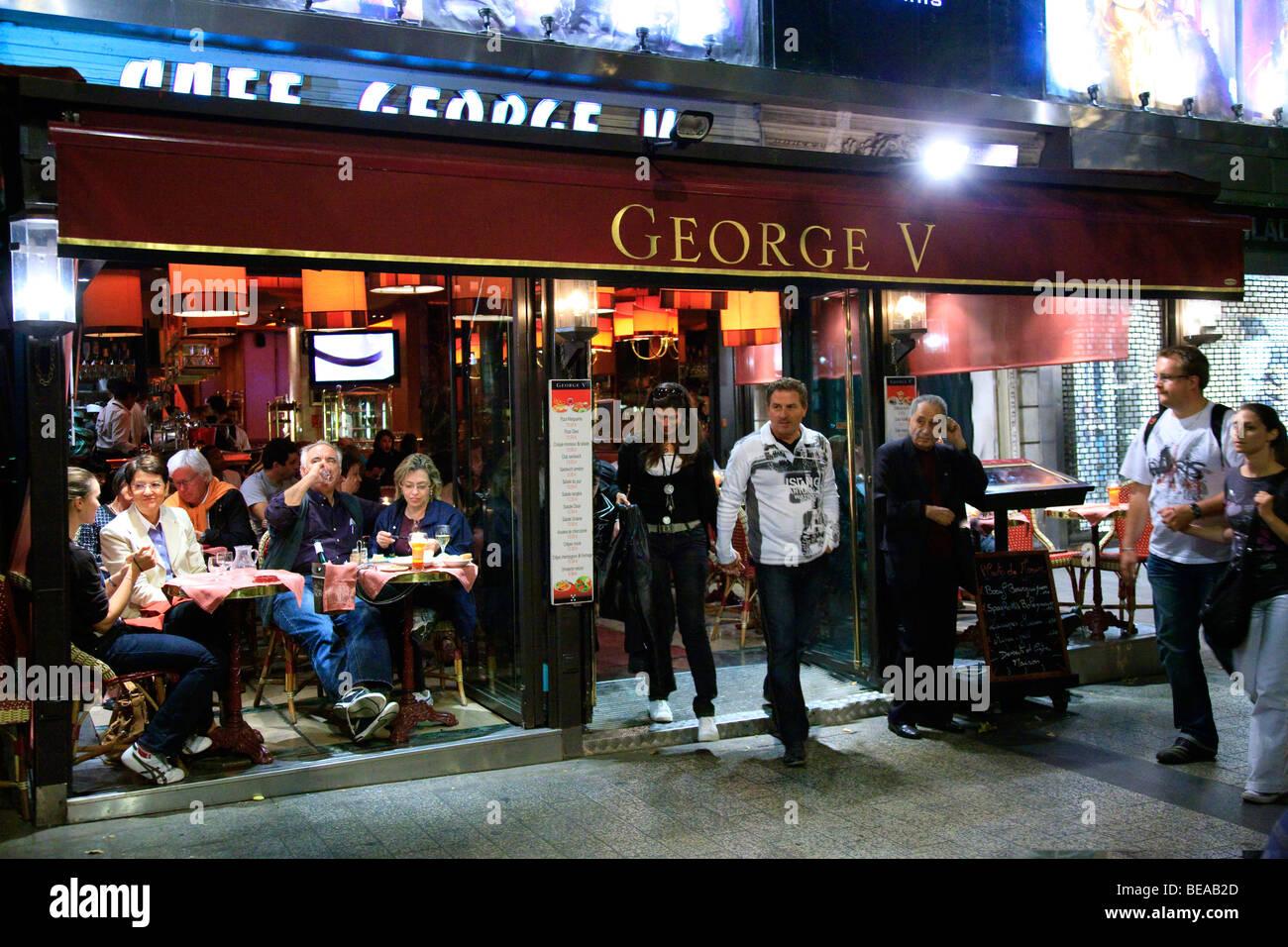 Restaurant Favelas Paris