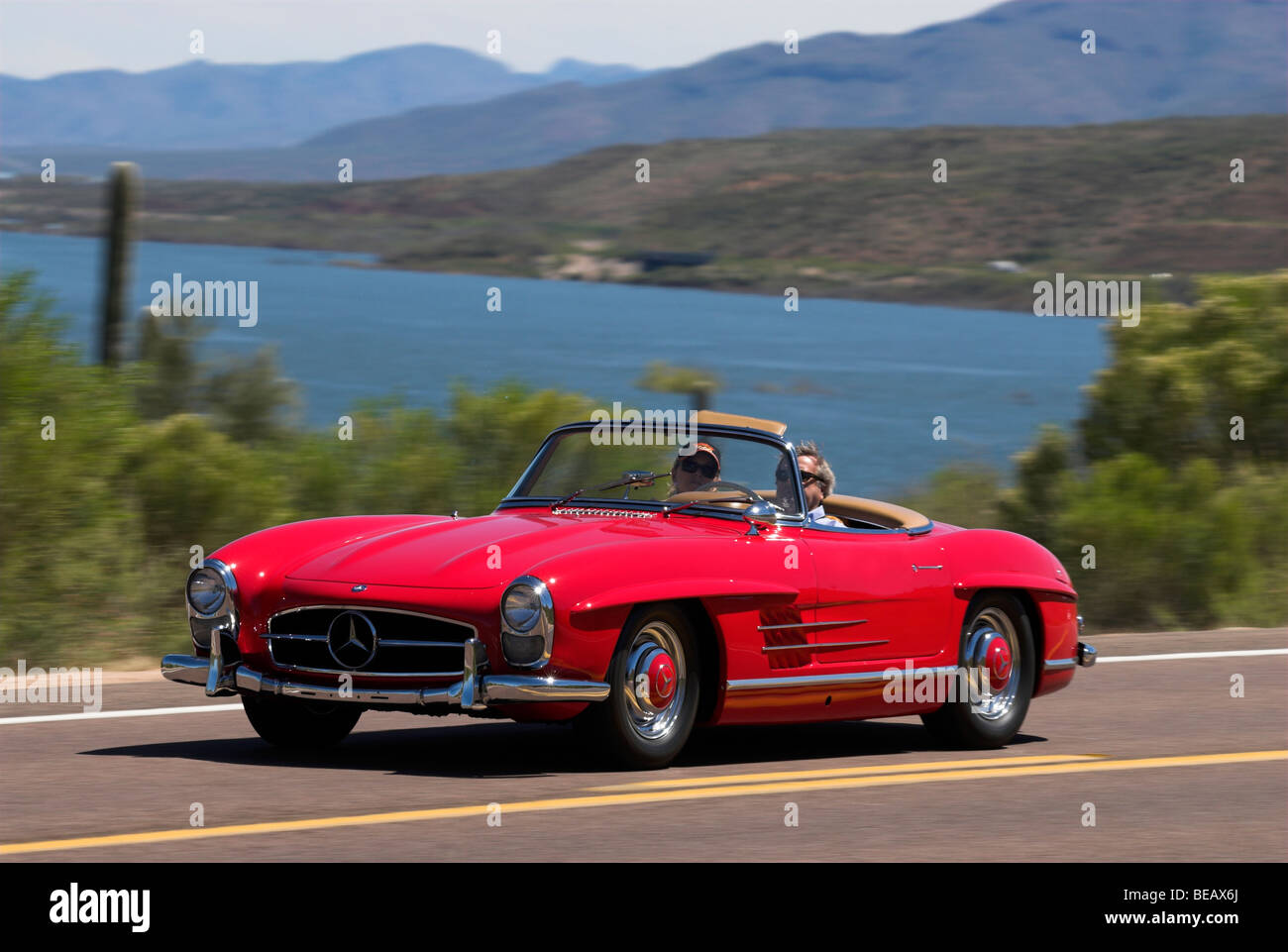mercedes 300 sl roadster stock photos mercedes 300 sl roadster stock images alamy. Black Bedroom Furniture Sets. Home Design Ideas