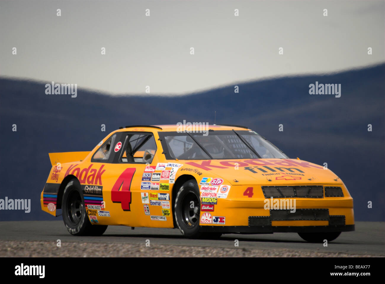 a 1992 chevy lumina historic nascar at a vintage racing event stock photo 26055659 alamy. Black Bedroom Furniture Sets. Home Design Ideas