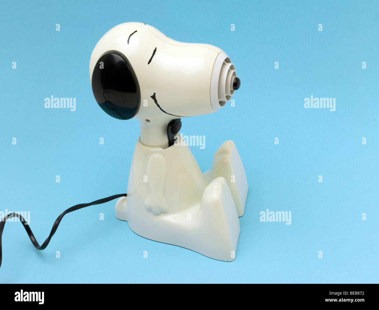 Snoopy Hairdryer Stock Photo: 26063494
