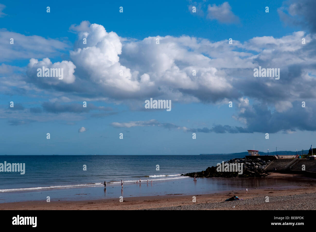 europe, uk, england, devon, Dawlish - Stock Image