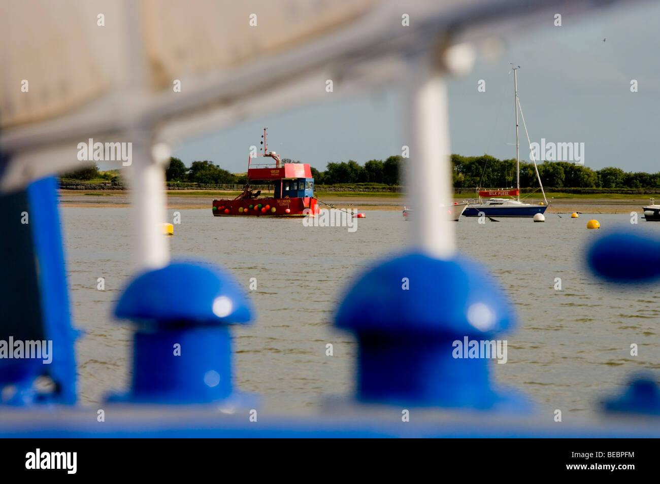 europe, uk, england, devon, Exe estuary - Stock Image