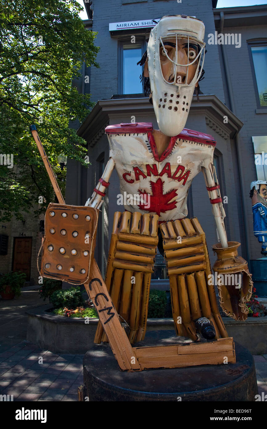 Hockey Player Statue High Resolution Stock Photography And Images Alamy