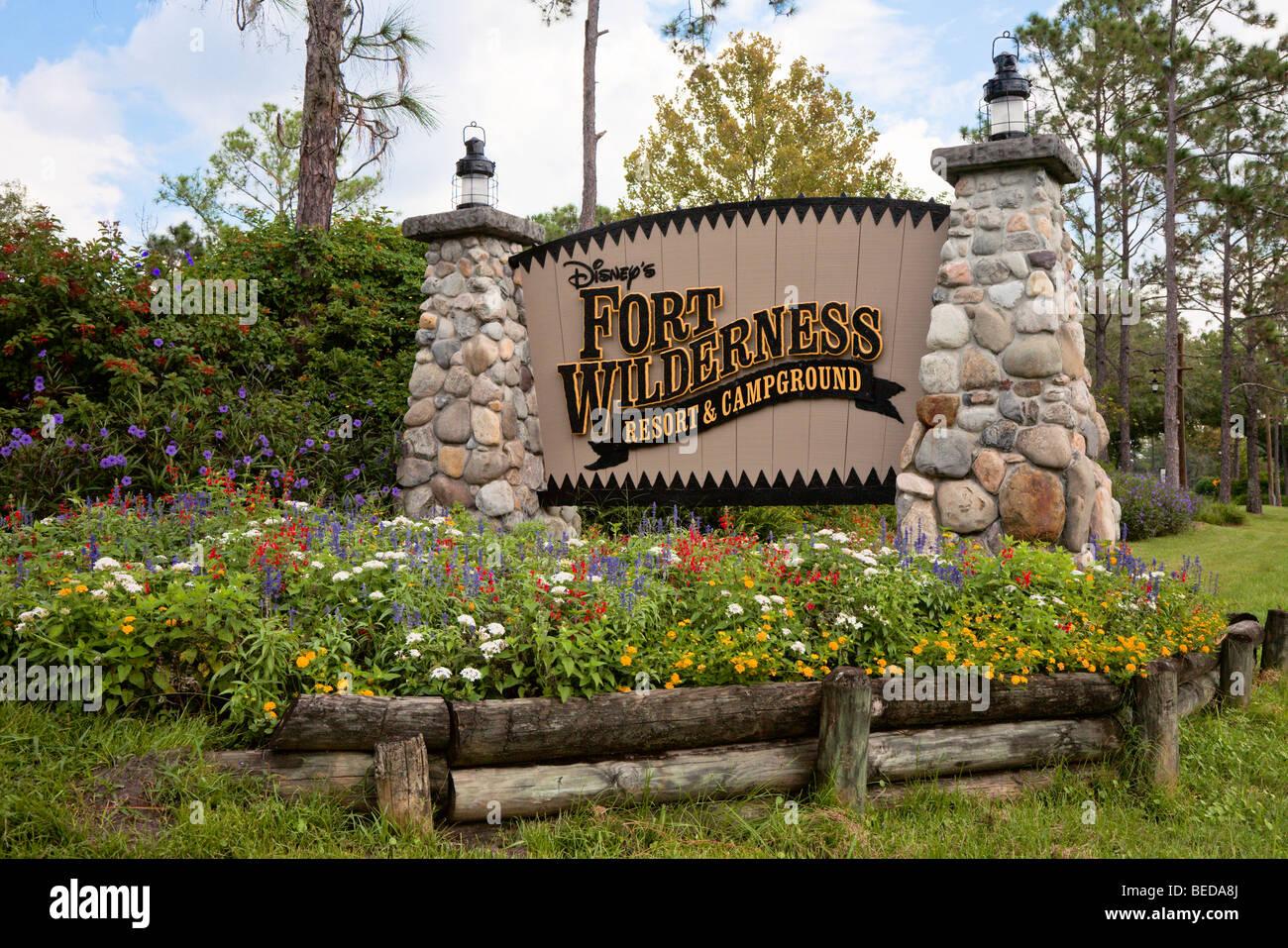 Fort Wilderness Resort Orlando Stock Photos & Fort Wilderness Resort ...