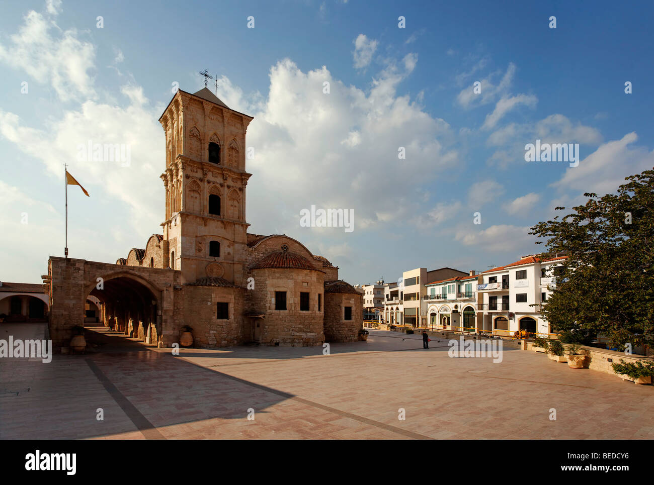 Lazarus Church, Larnaca, Cyprus, Asia - Stock Image