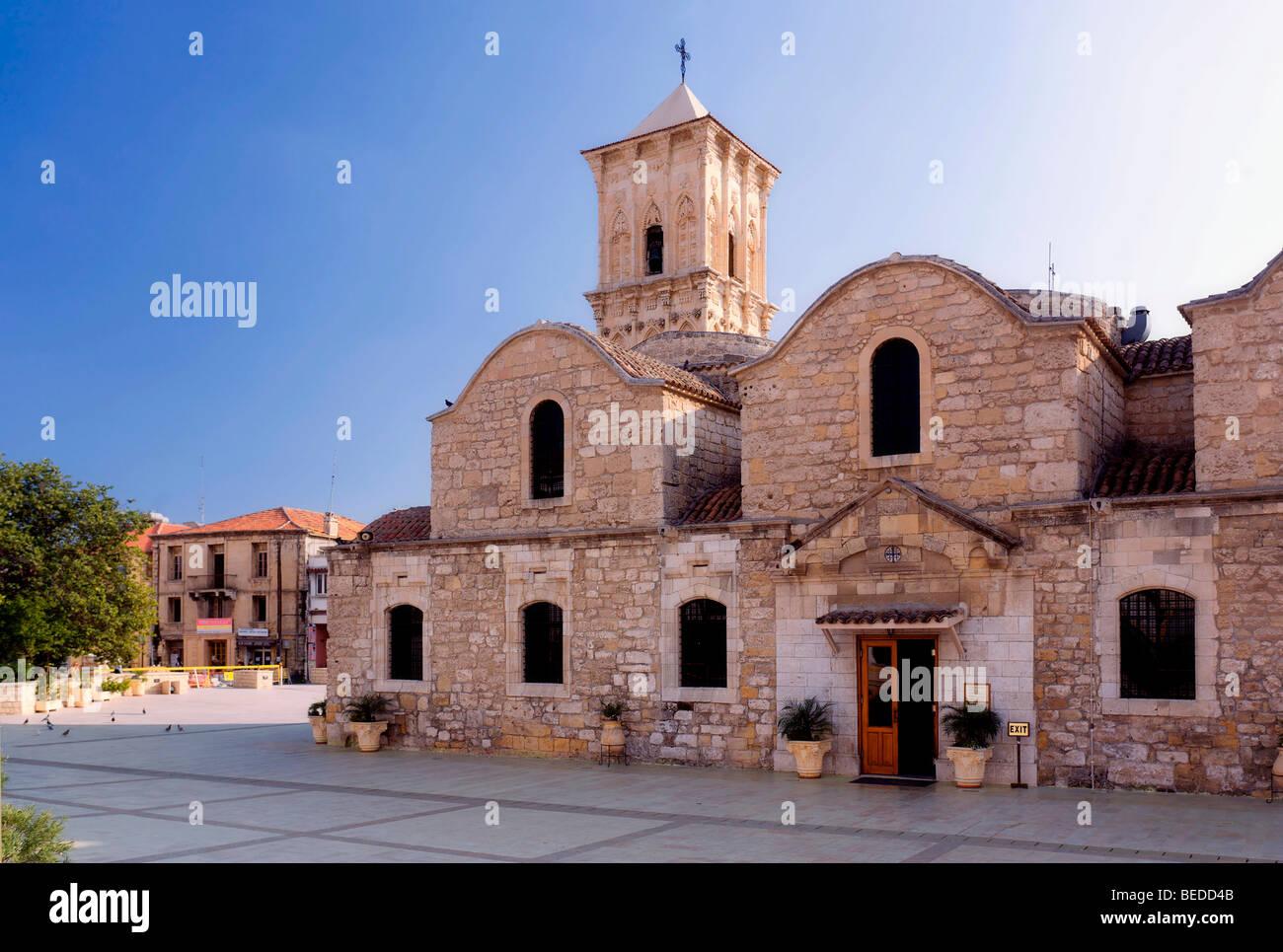 Lazarus Church, Larnaca, Cyprus, Asia - Stock Image