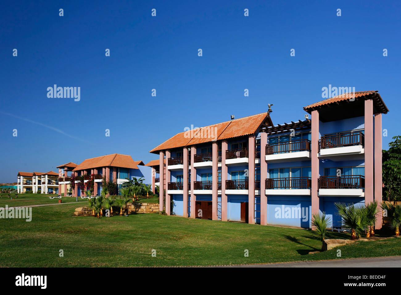 Aldiana Club, Larnaca, Cyprus, Asia Stock Photo