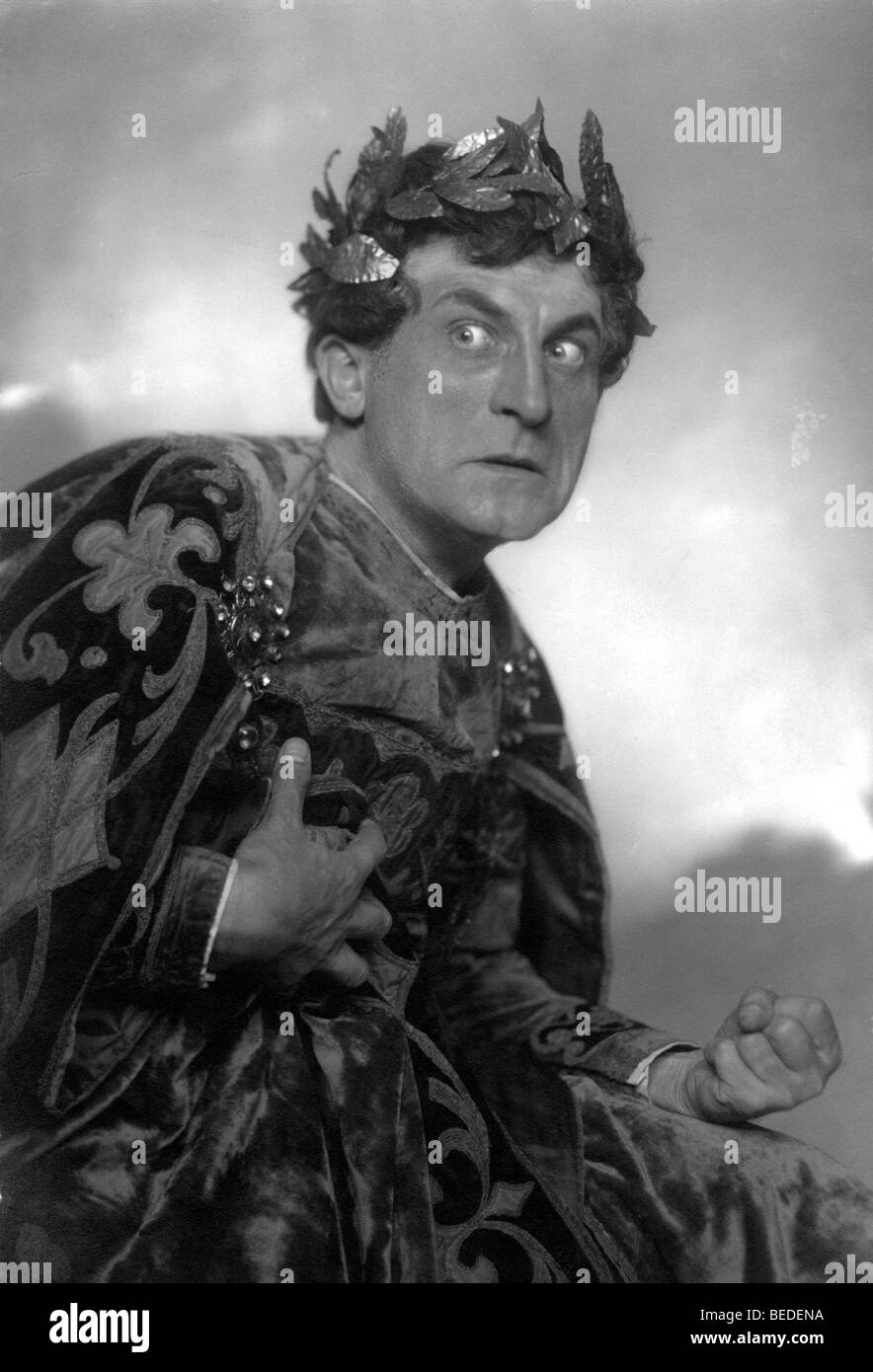 Historic photograph, Caesar, around 1930 - Stock Image