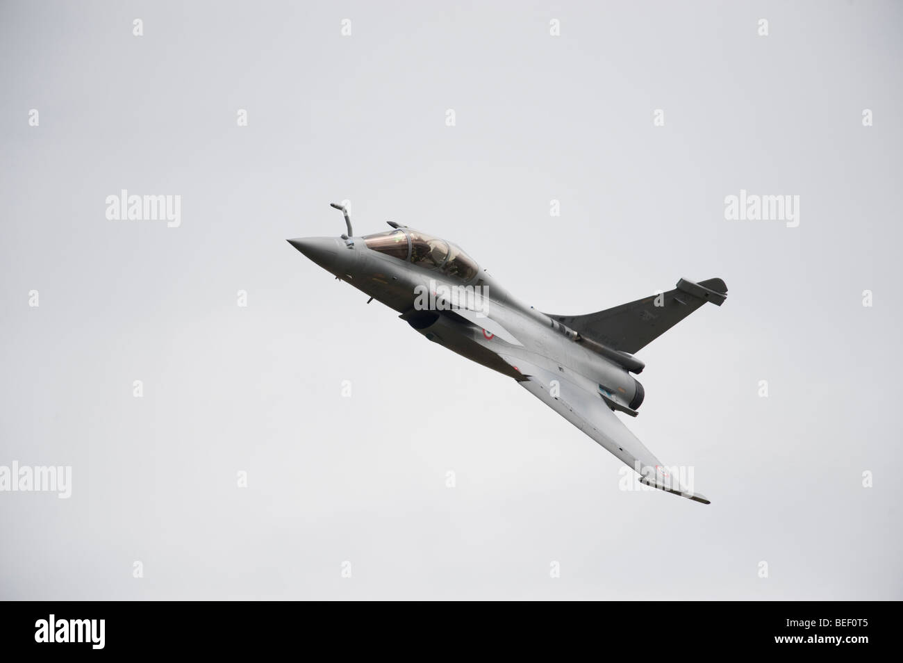 Dassault Rafale French Air Force fighter aircraft - Stock Image