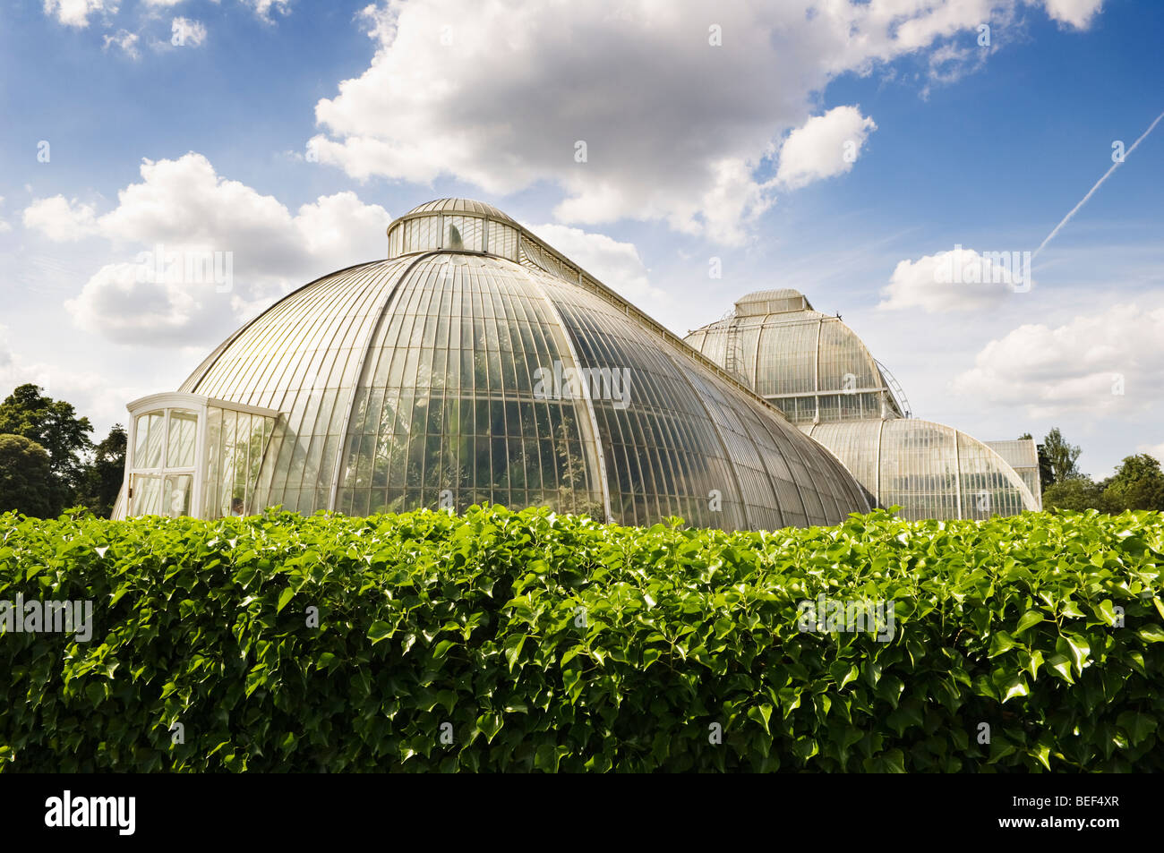 History Of The Royal Botanic Garden Kew Stock Photos & History Of ...
