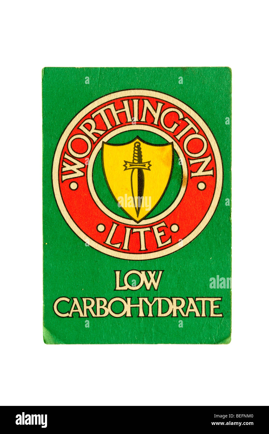 worthington lite low carbohydrate - Stock Image