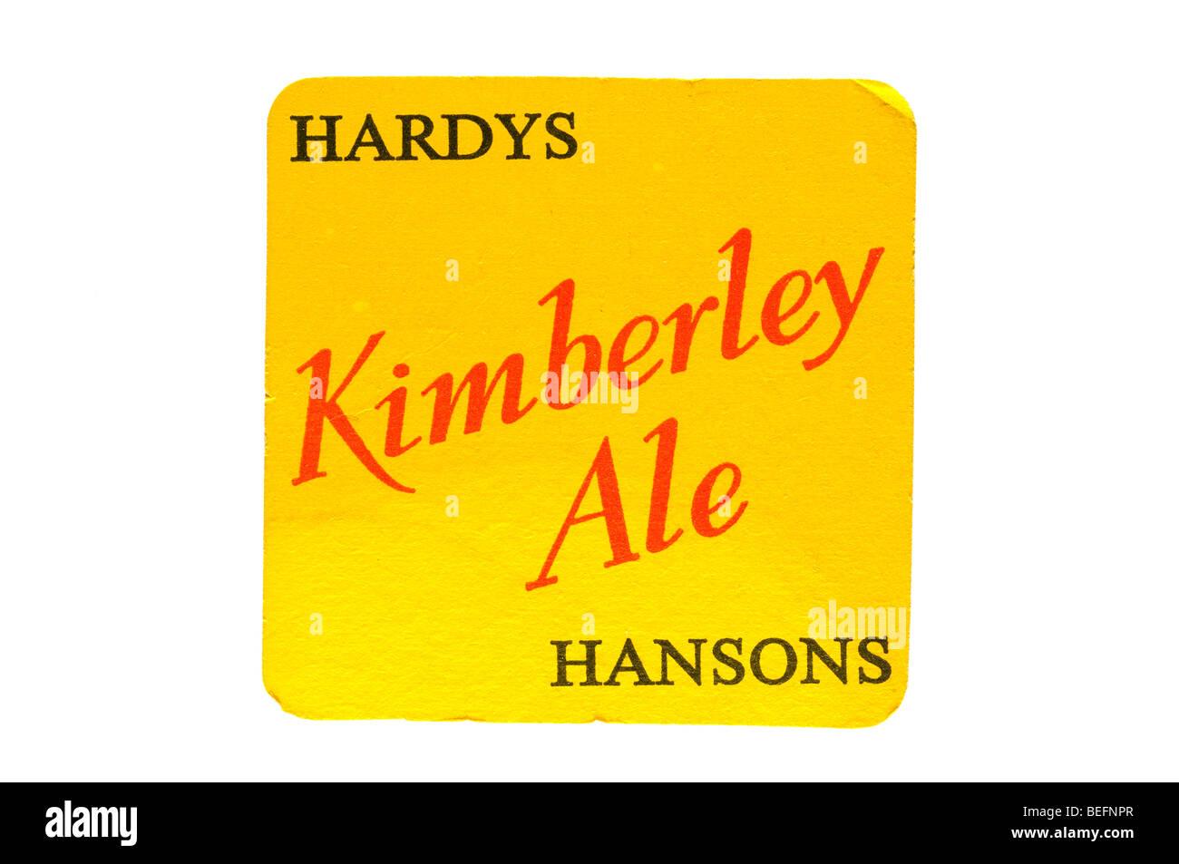 hardys kimberly ale hansons Stock Photo