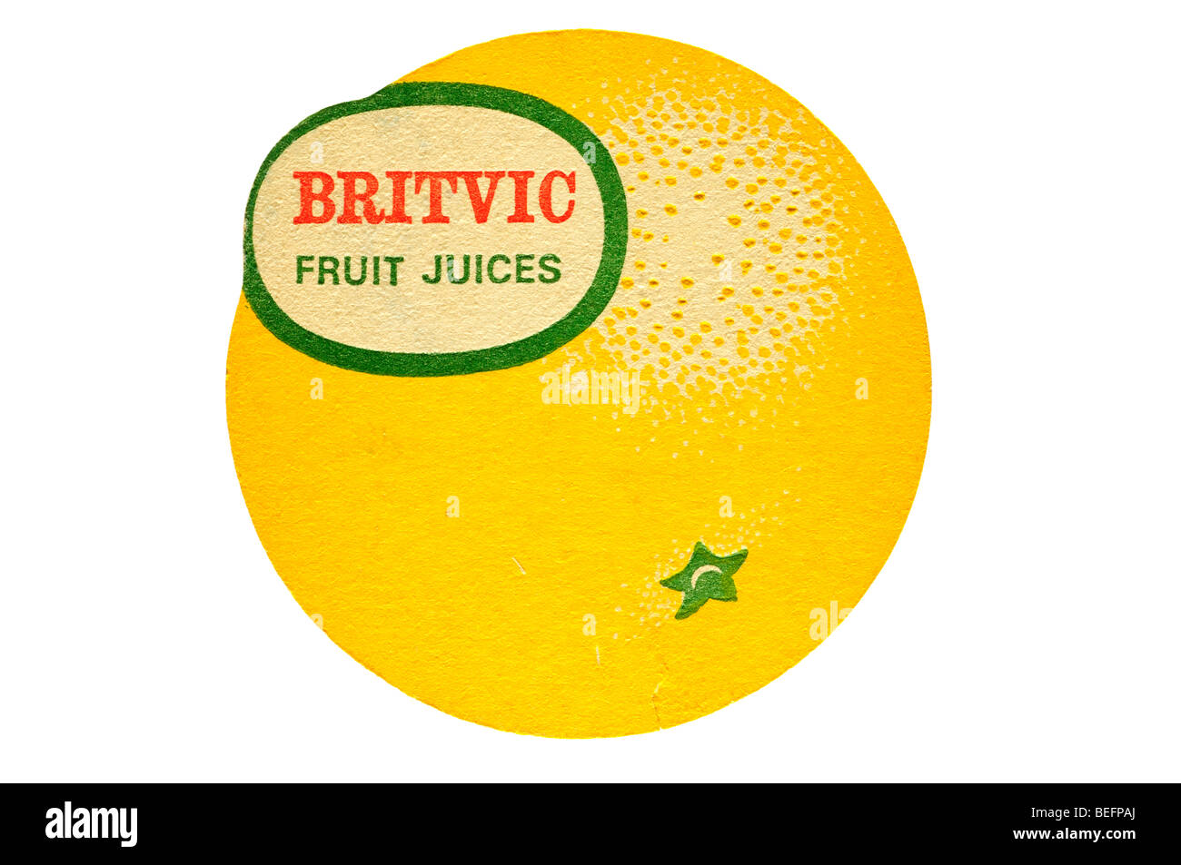 britvic fruit juices - Stock Image