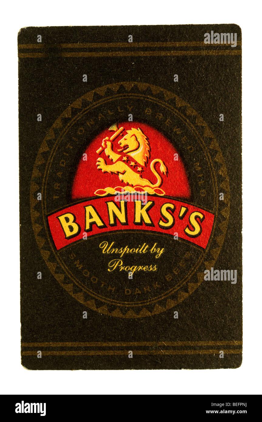 bankss unspoilt be progress - Stock Image