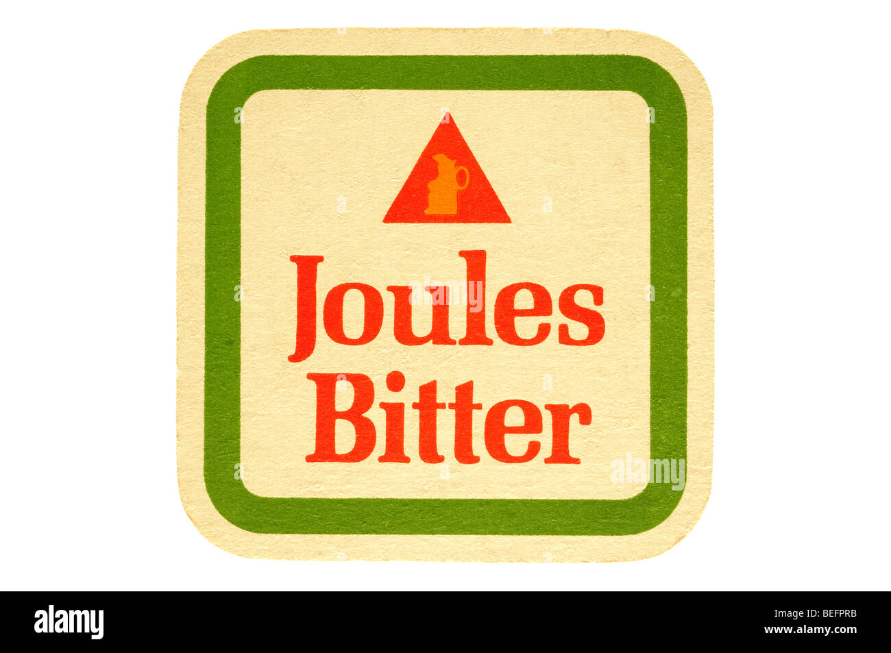 joules bitter - Stock Image