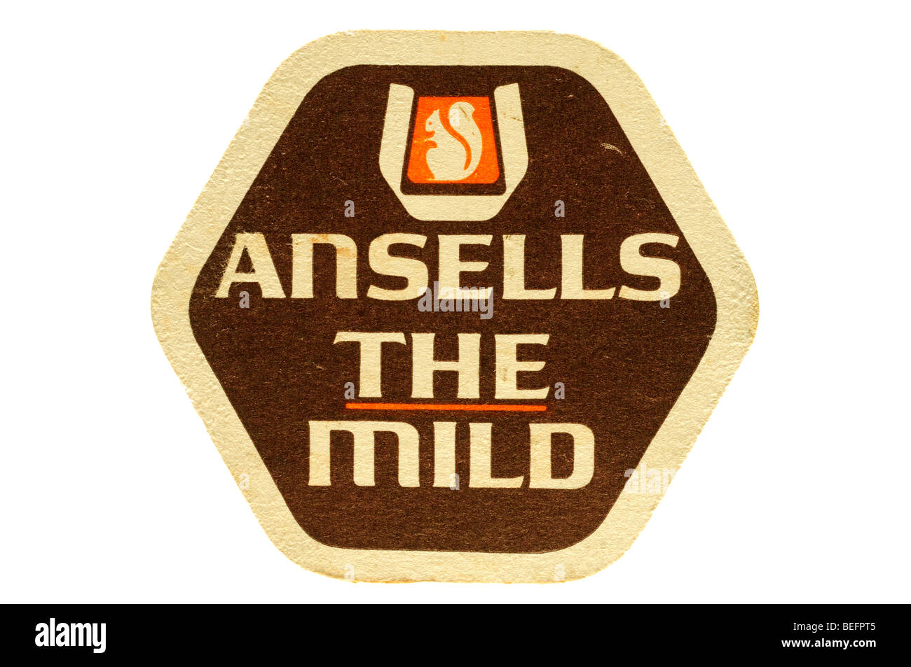 ansells the mild - Stock Image