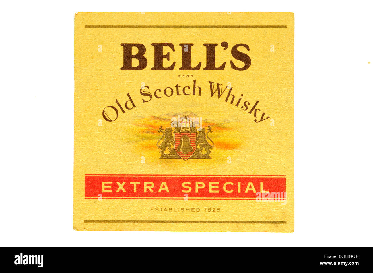 Bells Old Scotch Whisky Extra Special Established 1825
