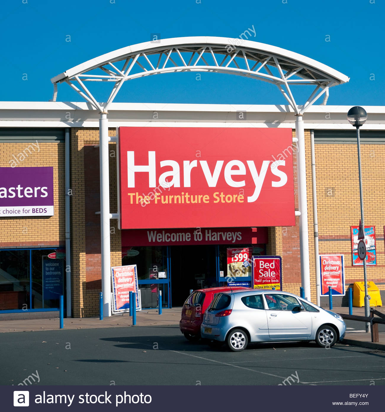 Furntiure Stores: Harveys Furniture Stock Photos & Harveys Furniture Stock