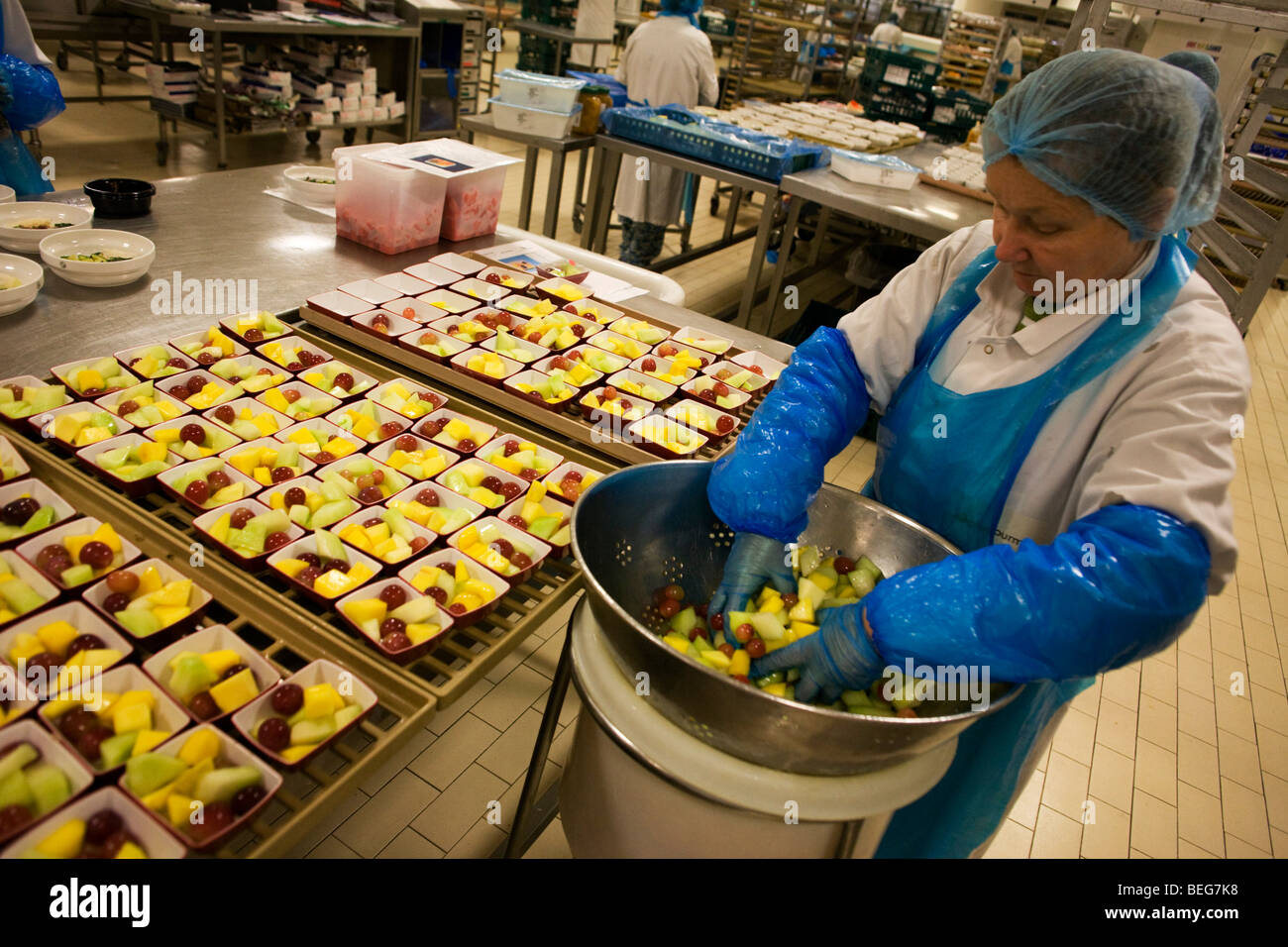 Thomson Inflight Meals >> Airline Catering Stock Photos & Airline Catering Stock Images - Alamy