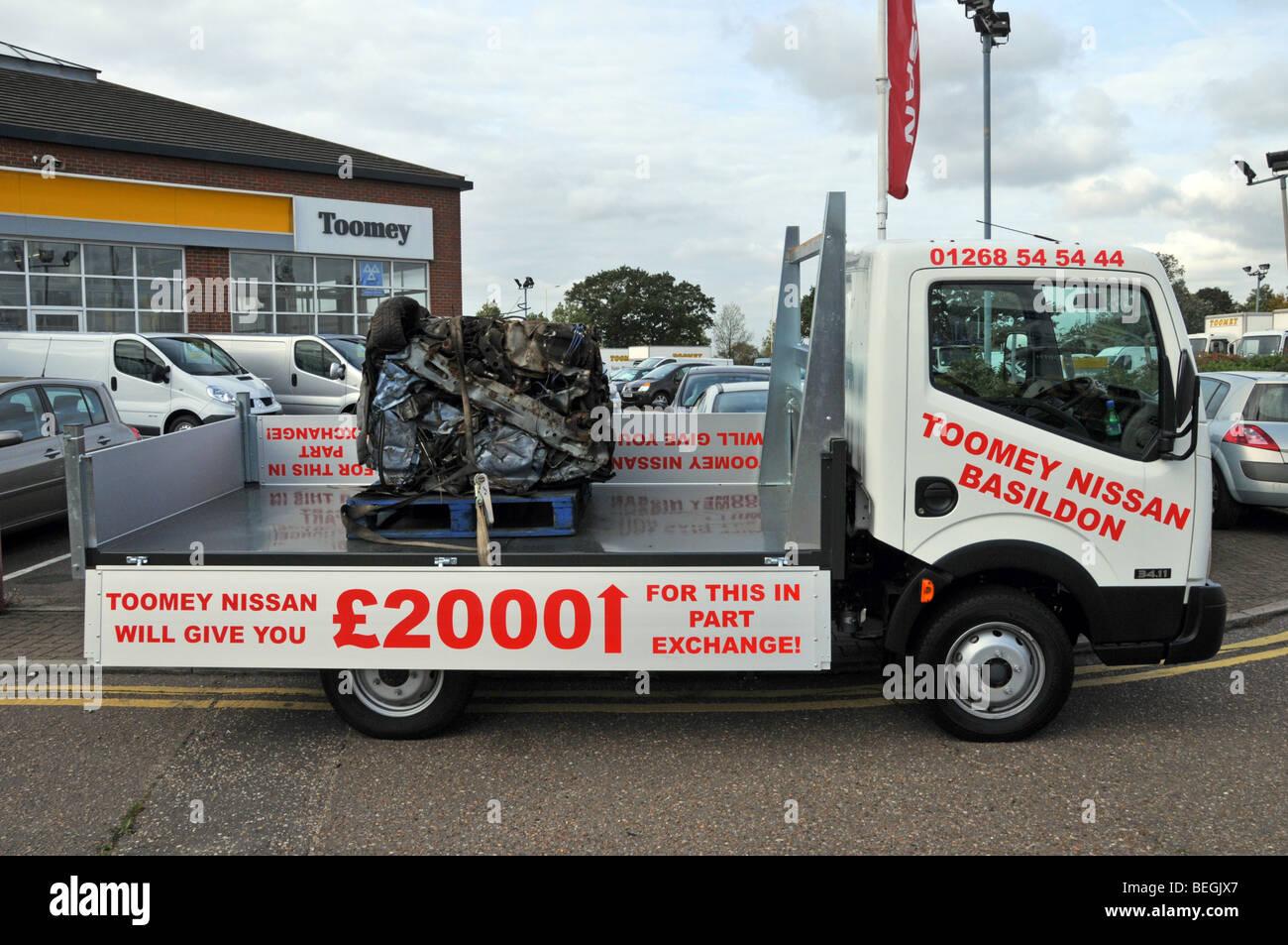 Car Scrap Scheme Stock Photos & Car Scrap Scheme Stock Images - Alamy