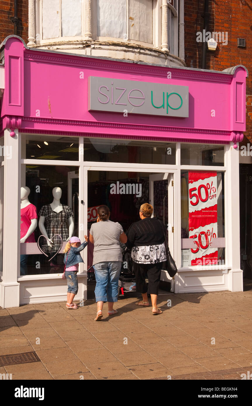 Big womens clothing stores