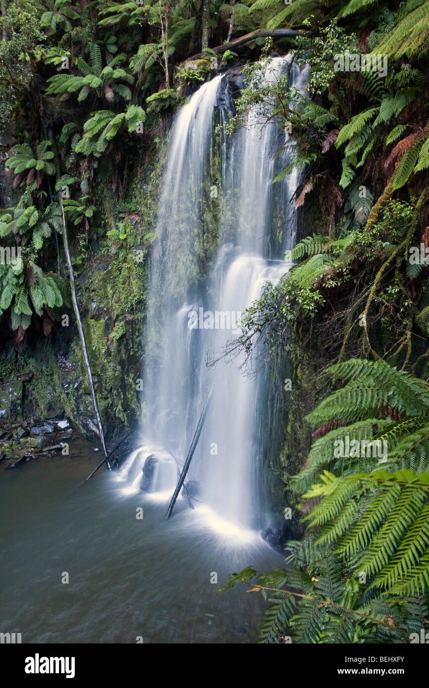 Beauchamp Falls - Stock Image