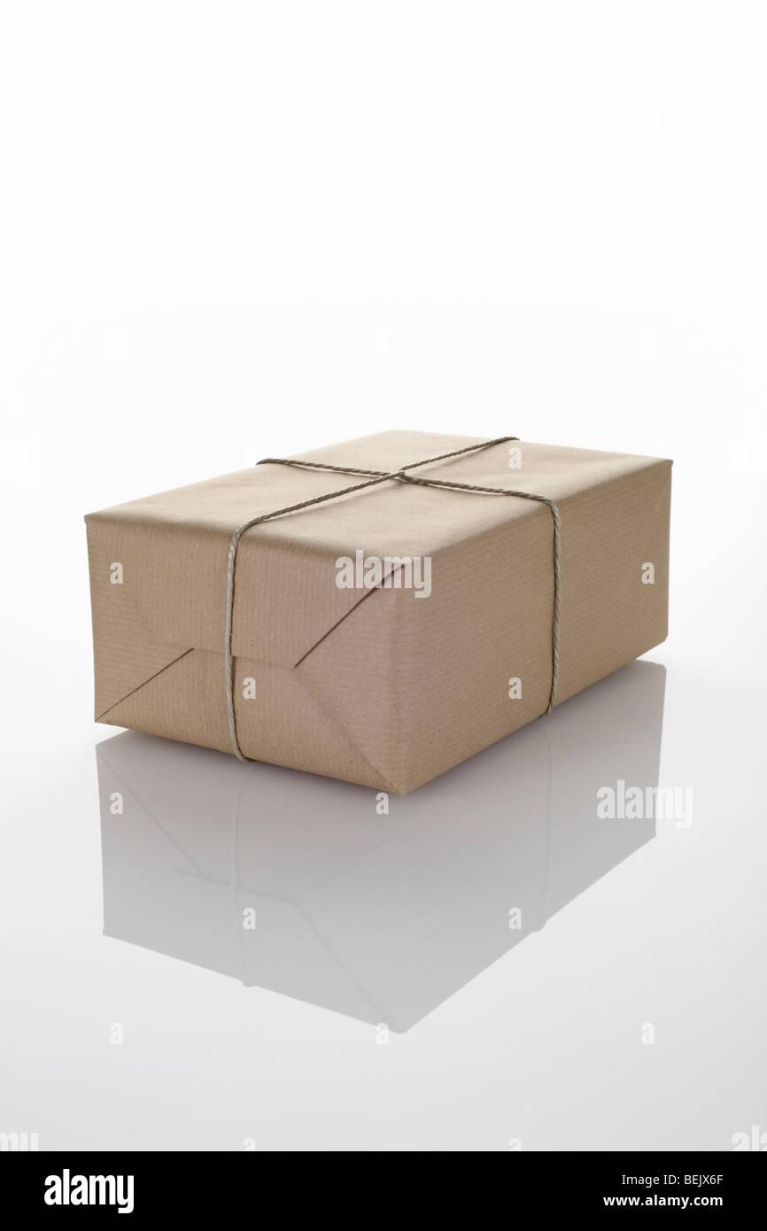 Paket Stock Photo